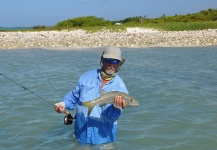 Mario Capovía Del Cet 's Fly-fishing Picture of a Snook - Robalo – Fly dreamers