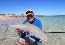 Patrick Cooper 's Fly-fishing Photo of a Bonefish – Fly dreamers