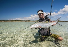 Fly-fishing Photo of Bonefish shared by Damien Brouste – Fly dreamers