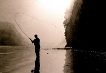Interesting Fly-fishing Art Image shared by Jason Bordash – Fly dreamers