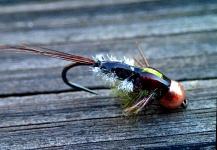 Kevin McNicholas 's Fly-tying Picture – Fly dreamers