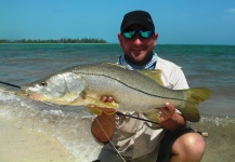 Lalo Dela Croce 's Fly-fishing Photo of a Snook - Robalo – Fly dreamers