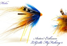 Fly shared by LeGrille FlyFishing | Fly dreamers