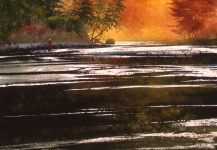 Morten Solberg Sr.'s Fly-fishing Art Photo – Fly dreamers