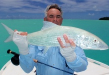 Fly-fishing Image of Bonefish shared by Christopher Hall – Fly dreamers