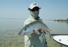 Bonefish Fly-fishing Situation – Cristián   Rodríguez O. shared this Pic in Fly dreamers