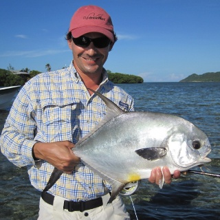 Permit are here and waiting for you! - Mango Creek Lodge