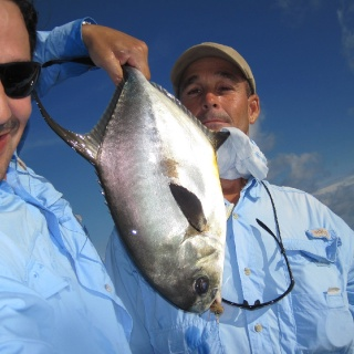 Who is happier the angler or the guide? - Mango Creek Lodge