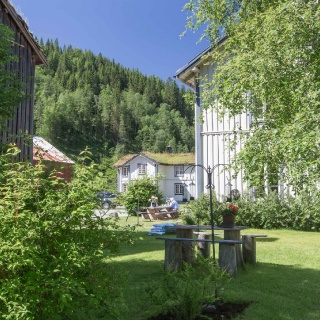 Summer at Winsnes Fly Fishing Lodge