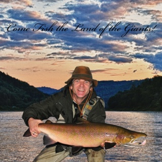 Fall is a great time to finish up your Atlantic salmon fly fishing for the year. Our pools get the bonus of fish dropping down river. The salmon at this time become even more aggressive and tend to come to dry files.