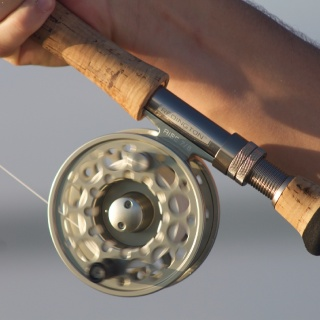 Bonefish spooling the reel! Best sound ever. www.pescacozumel.com