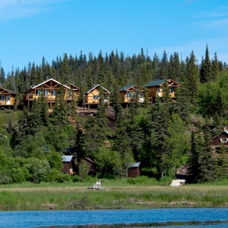 Copper River Fly fishing Lodge