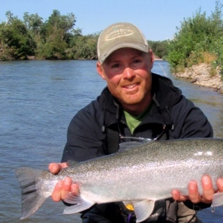 Rainbow Trout - Copper River Lodge